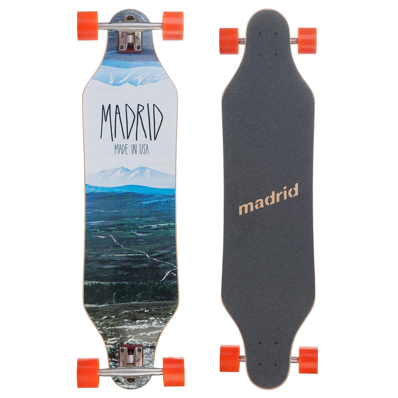 Longboard Madrid Missionary Standard mountain