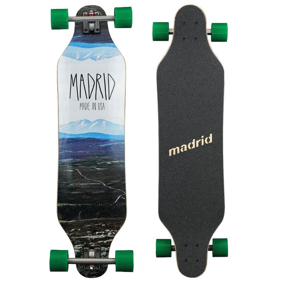 """Longboard Madrid Missionary Standard mountain vel.37"""" / 94 cm 16 + doručení do 24 hodin"""