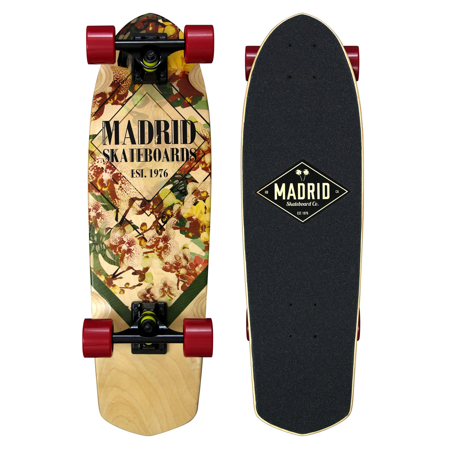 Longboard Madrid Picket orchid mini