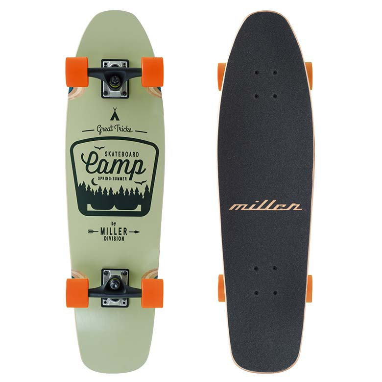 Longboard Miller The Camps