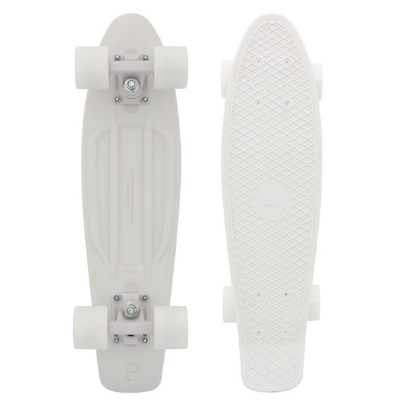 "Longboard Penny Classic 22"" Penny white lightning"