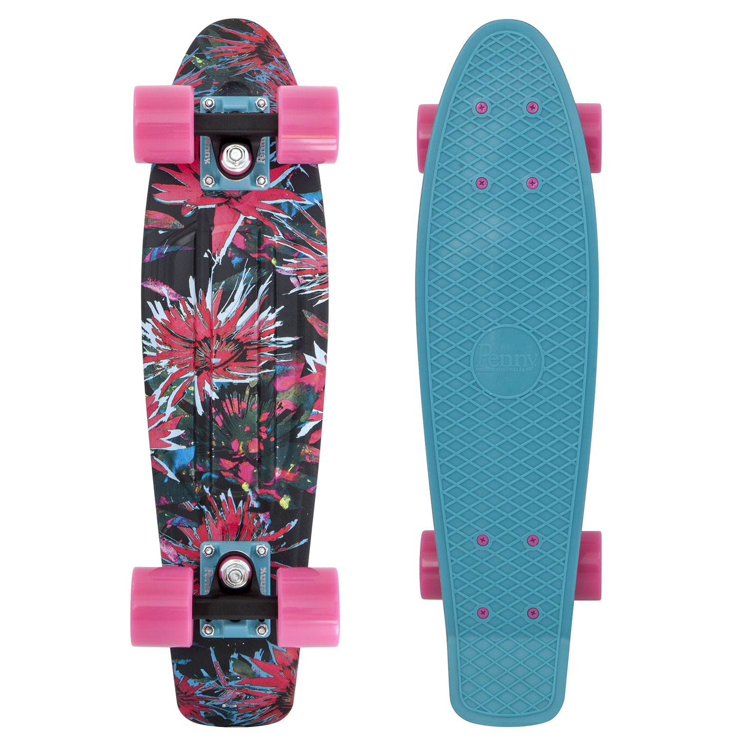 "Longboard Penny Graphics 22"" Penny bloom"