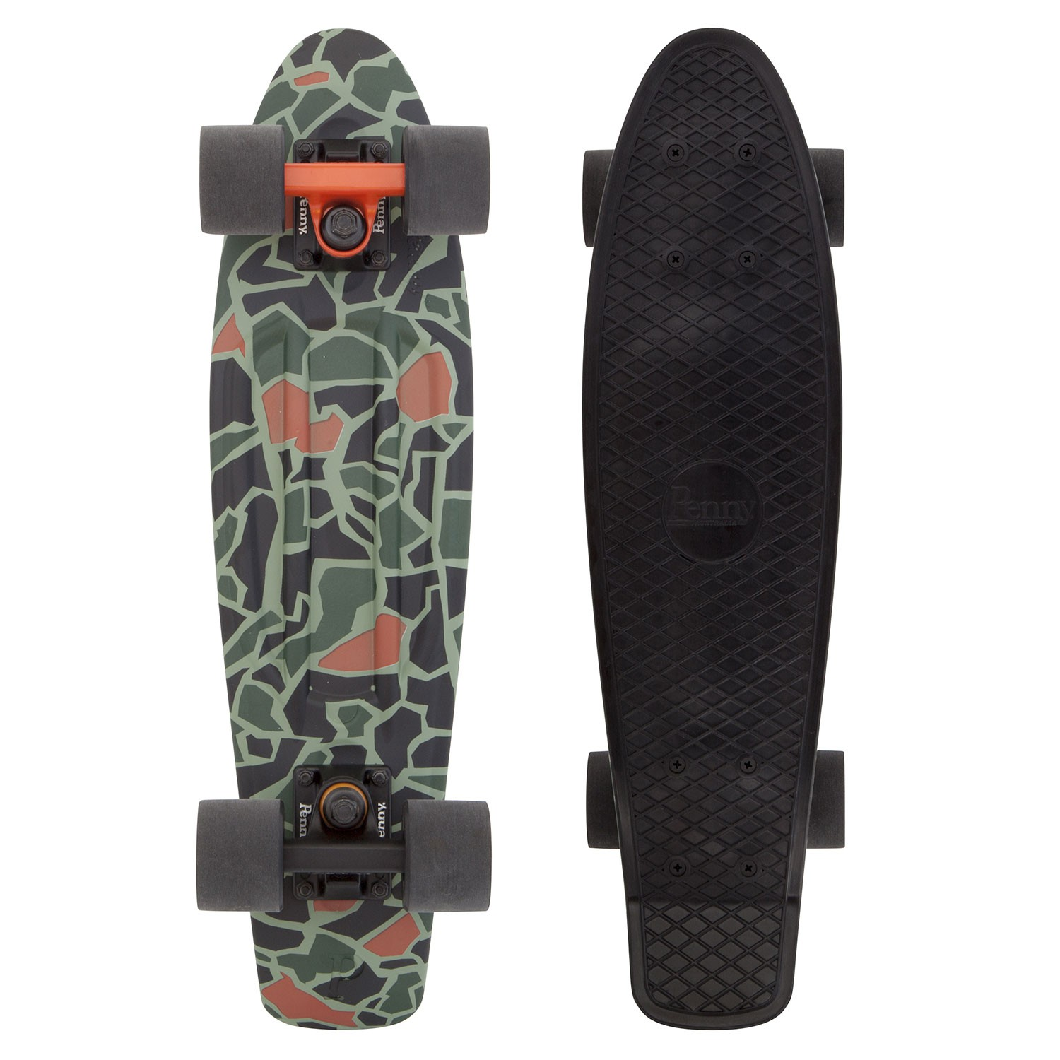 "Longboard Penny Graphics 22"" Penny not so camo"