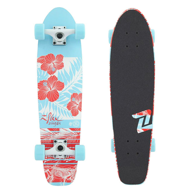 Longboard Z-Flex Bikini Atoll Cruiser 29'' hot mess