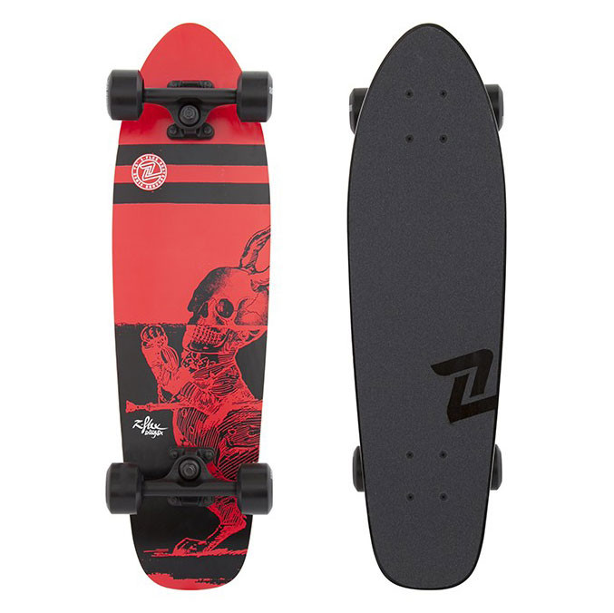 Longboard Z-Flex Harbinger Cruiser 27'' time of death