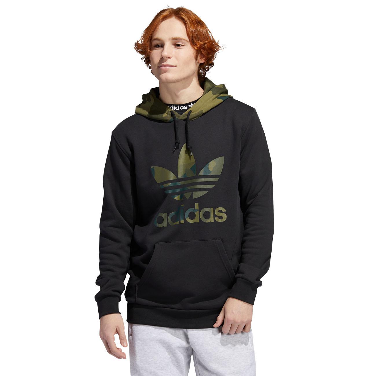 Bluza adidas Hooded Sweatshirt