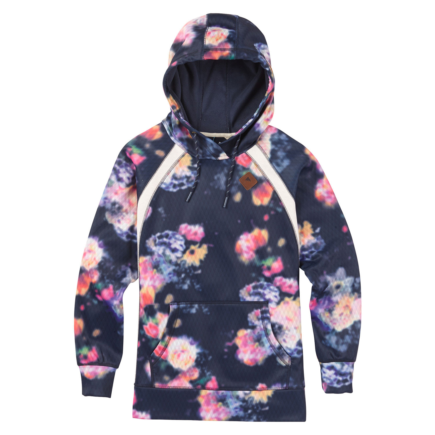 Mikina Burton Wms Heron Pullover Hoodie prism floral