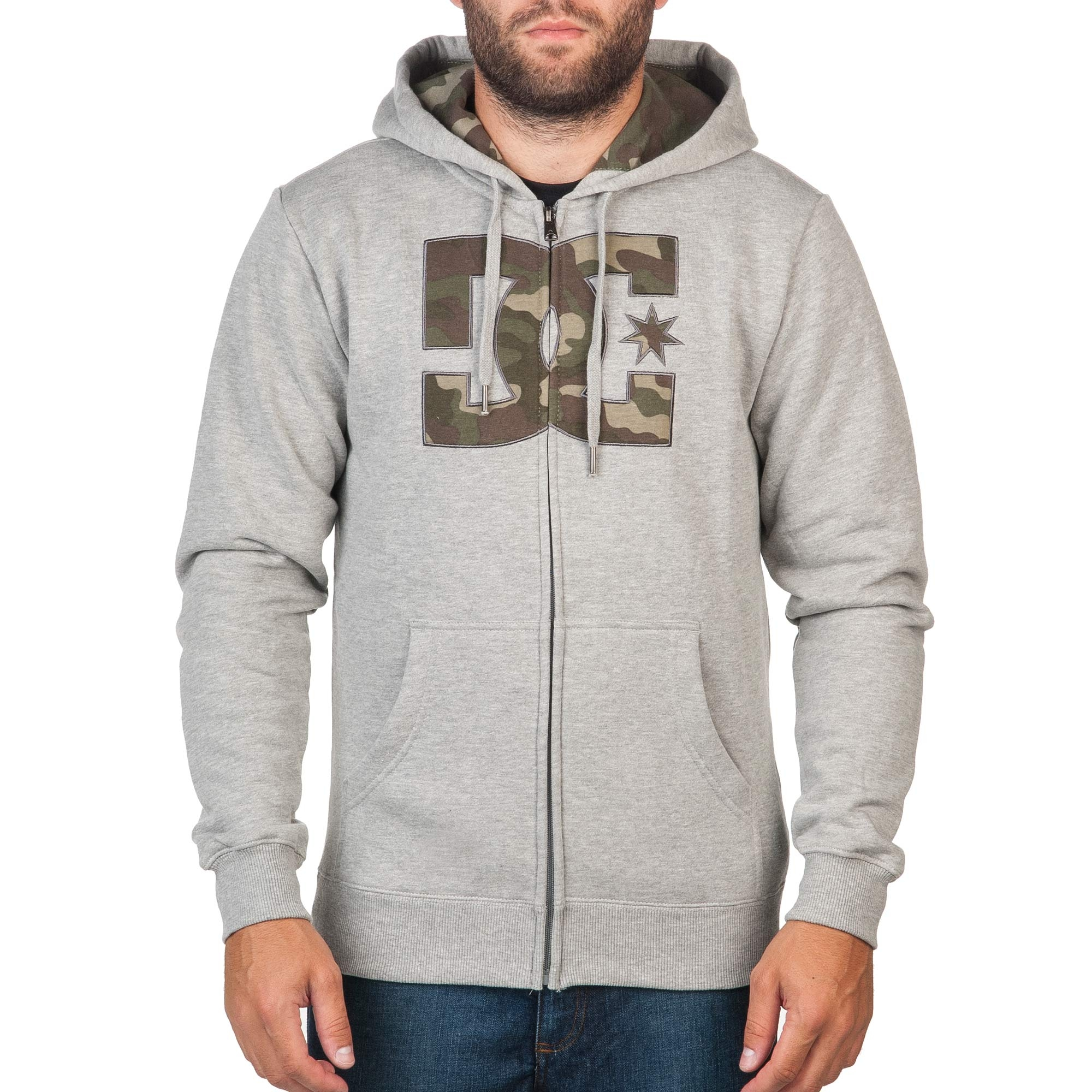 DC hook up hoodie