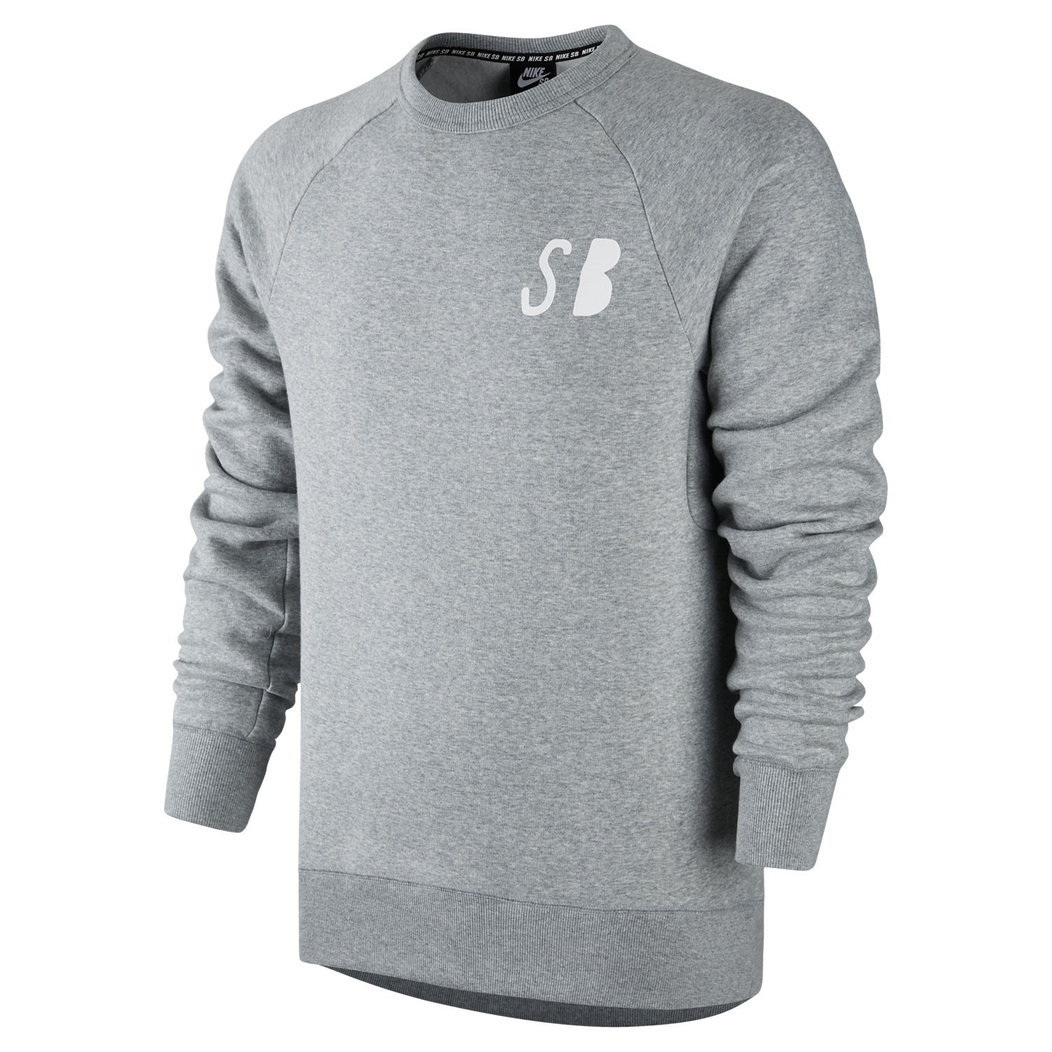 Nike SB Icon Graphic Fleece Crew