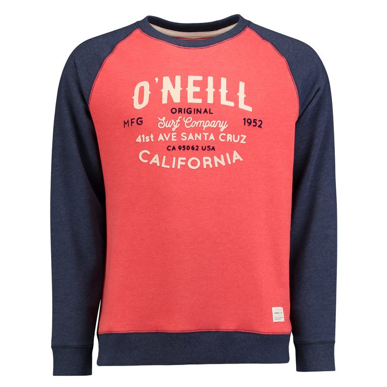 Mikina O'Neill Pch Carmel Sweatshirt aurora red