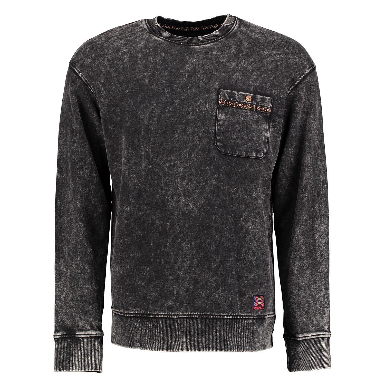 Mikina O'Neill Wavecult Sweatshirt black out vel.S 16 + doručení do 24 hodin