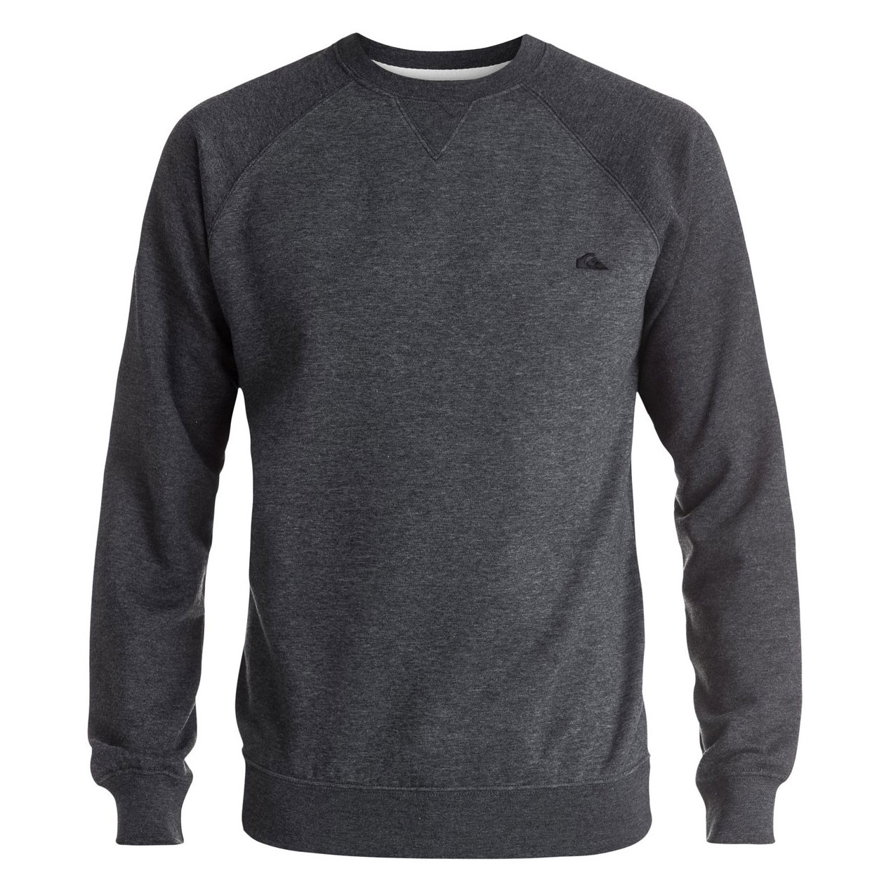 Mikina Quiksilver Everyday Crew dark grey heather