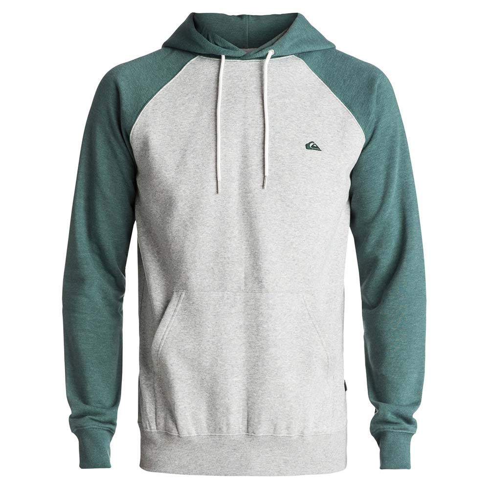 Mikina Quiksilver Everyday Hood light grey heather