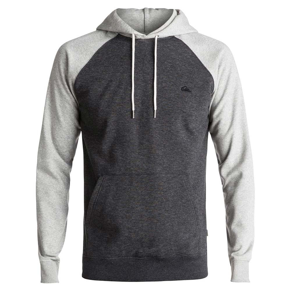 Mikina Quiksilver Everyday Hood tarmac heather