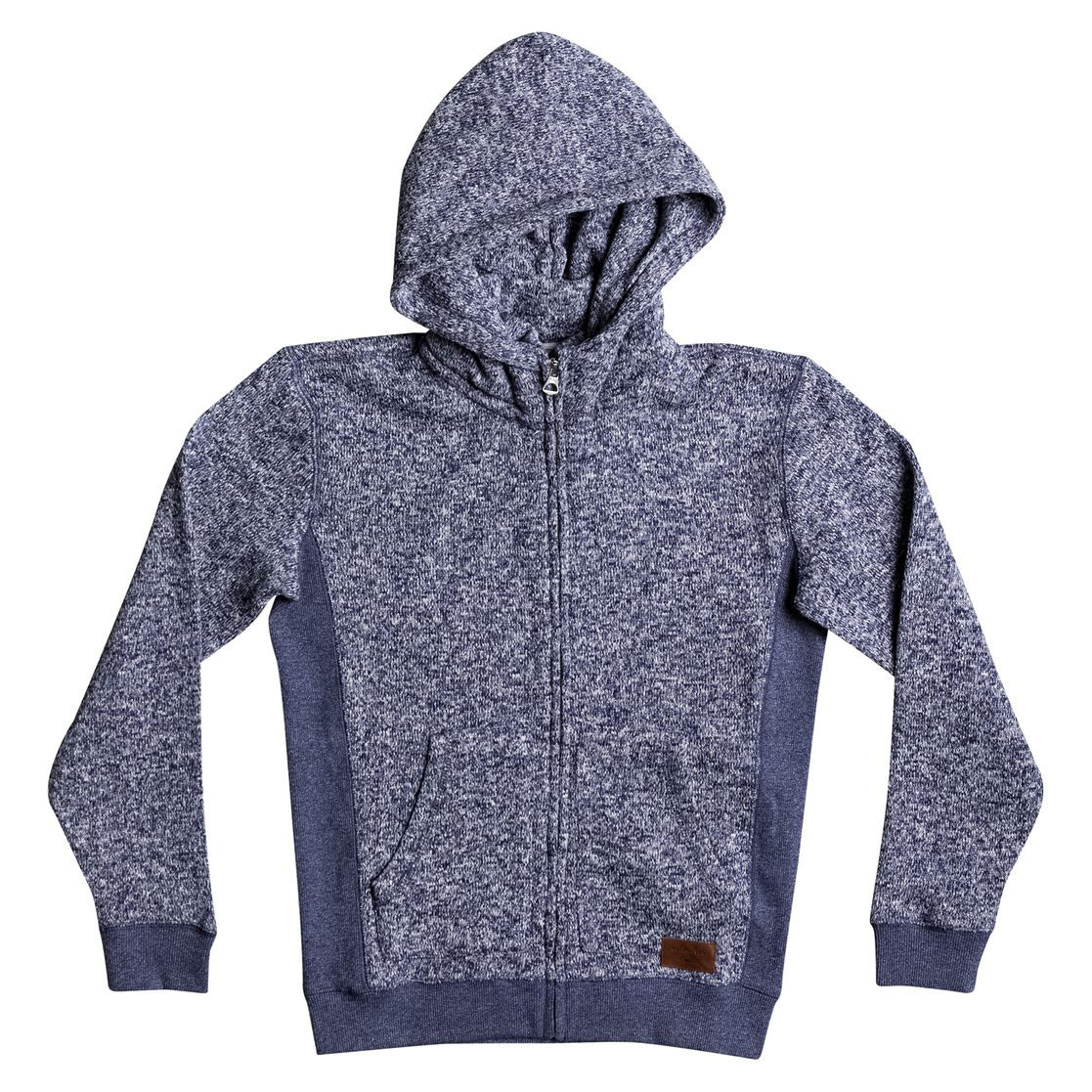 Mikina Quiksilver Keller Zip Youth medieval blue heather