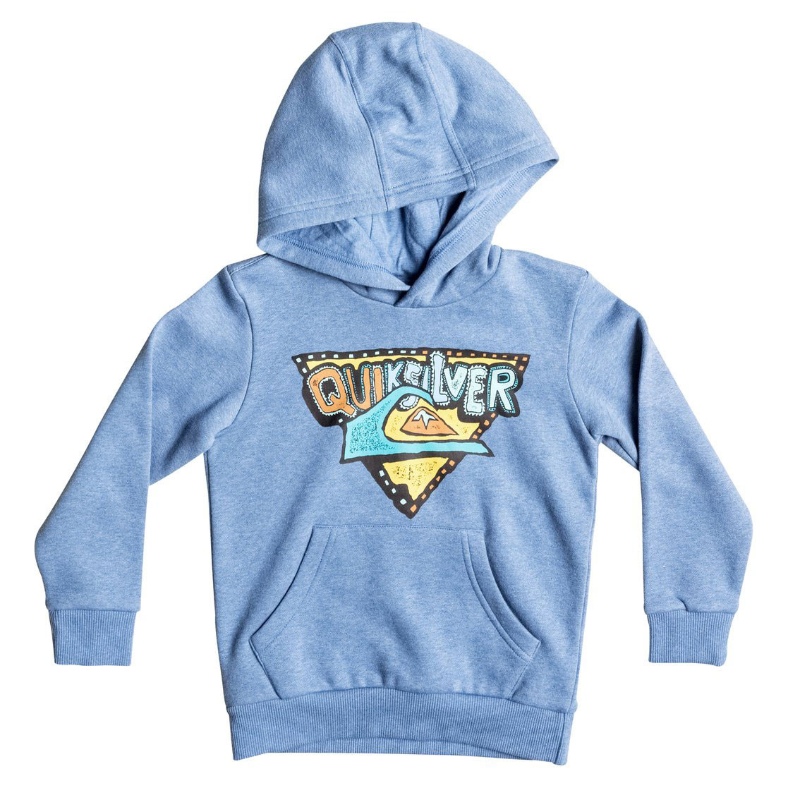 Mikina Quiksilver Tinam Hoody Boy turkish sea heather