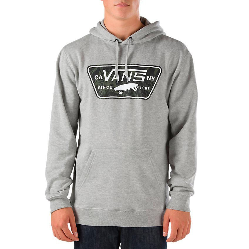 Mikina Vans Bayles concrete heather