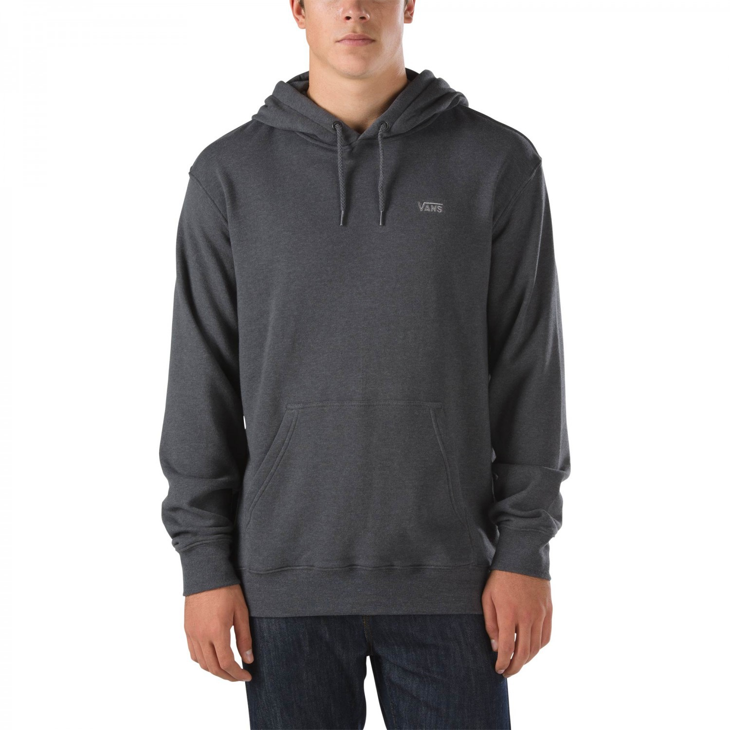 Mikina Vans Core Basics Pullover Hoodie Iv new charcoal heather