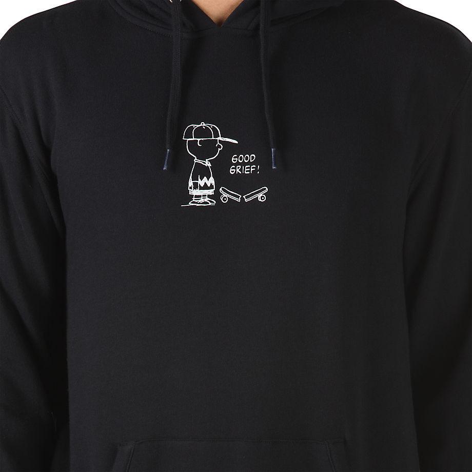 vans peanuts hoodie