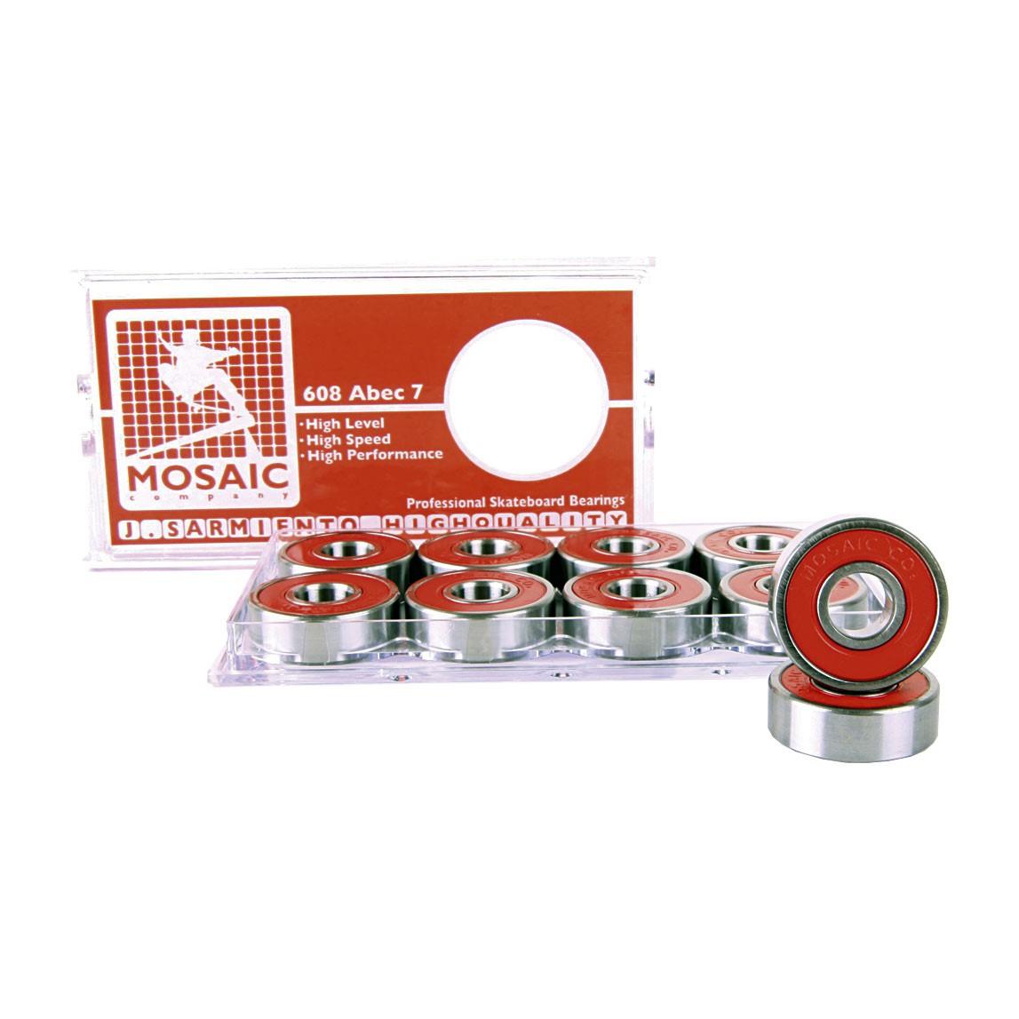 Mosaic Company J. Sarmiento red