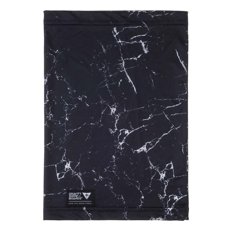 Nákrčník Gravity Core black marble