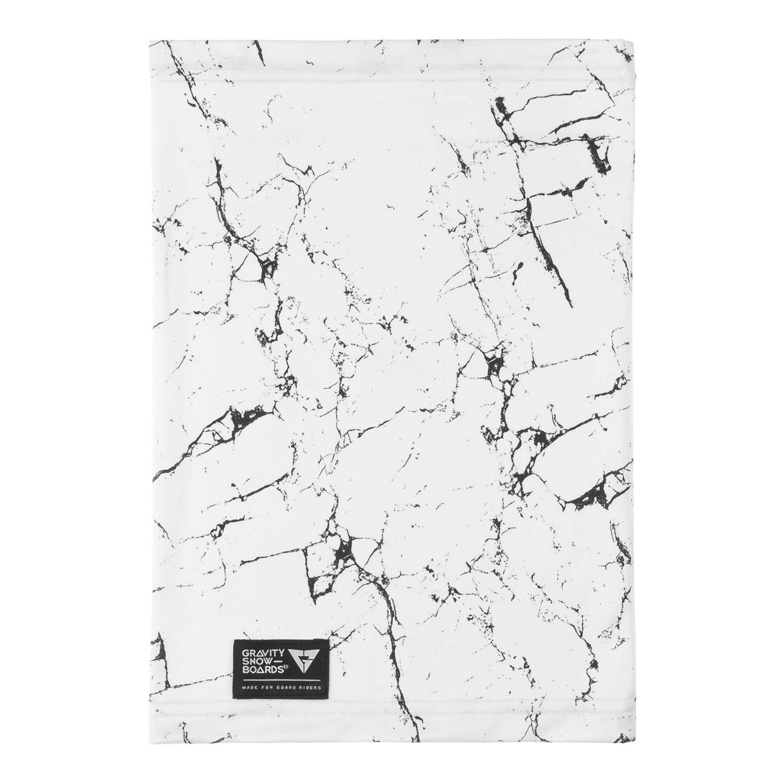 Nákrčník Gravity Core white marble