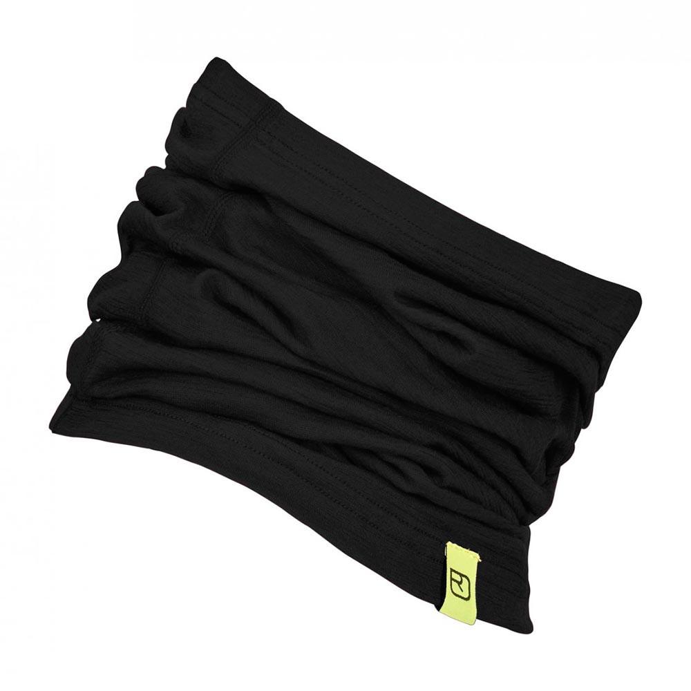 Nákrčník Ortovox Ultra Neck Warmer black raven