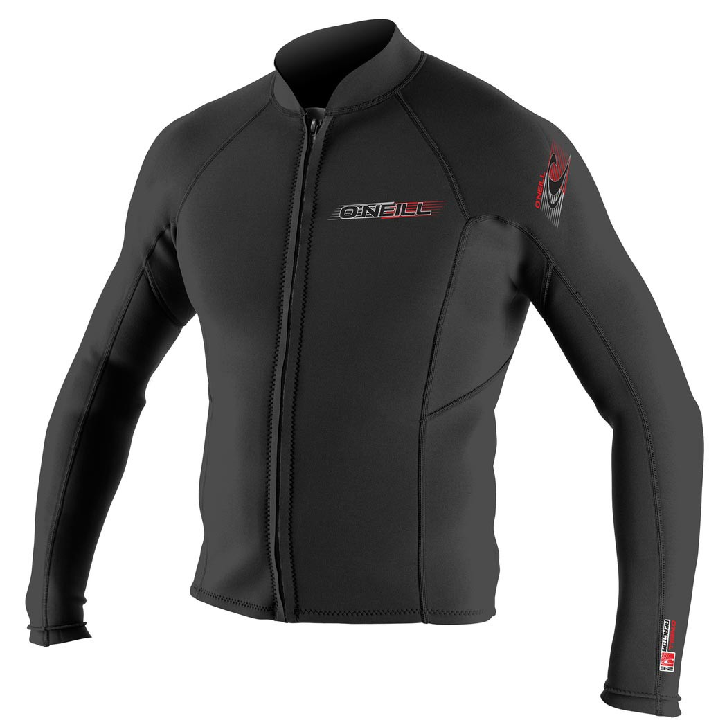 Neoprén O'Neill Superlite Jacket black/black