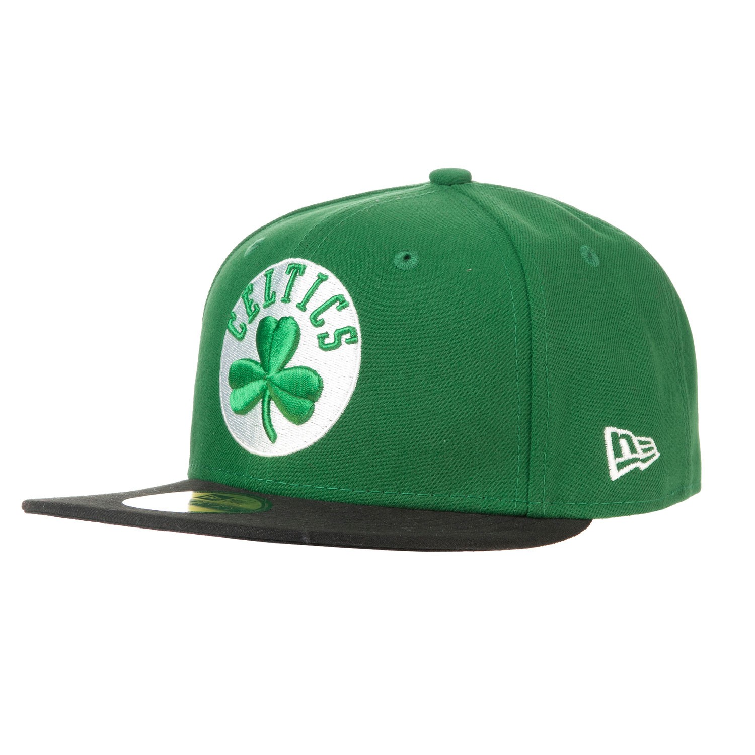 Kšiltovka New Era Boston Celtics 59Fifty Basic green/black