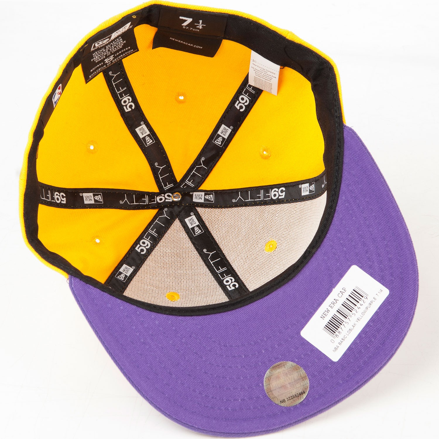 New Era Los Angeles Lakers 59Fif Basic