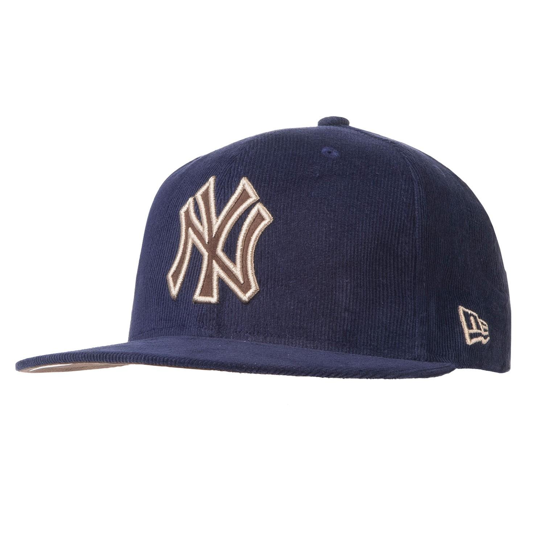 Kšiltovka New Era New York Yankees 59Fifty Cord F. light navy