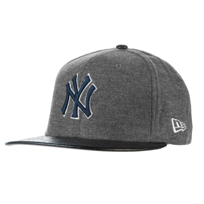 Kšiltovka New Era New York Yenkees 9Fifty Step Out grey/black