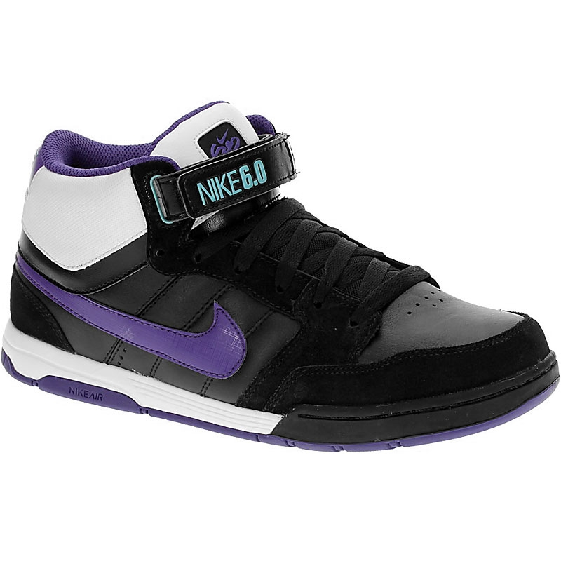 Nike 6.0 Air Mogan Mid black/purple