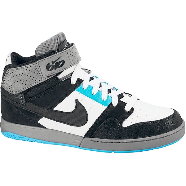 cheap for discount 7ea18 557b3 Nike 6.0 Zoom Mogan Mid 2 greyblackblue  Snowboard Zezula