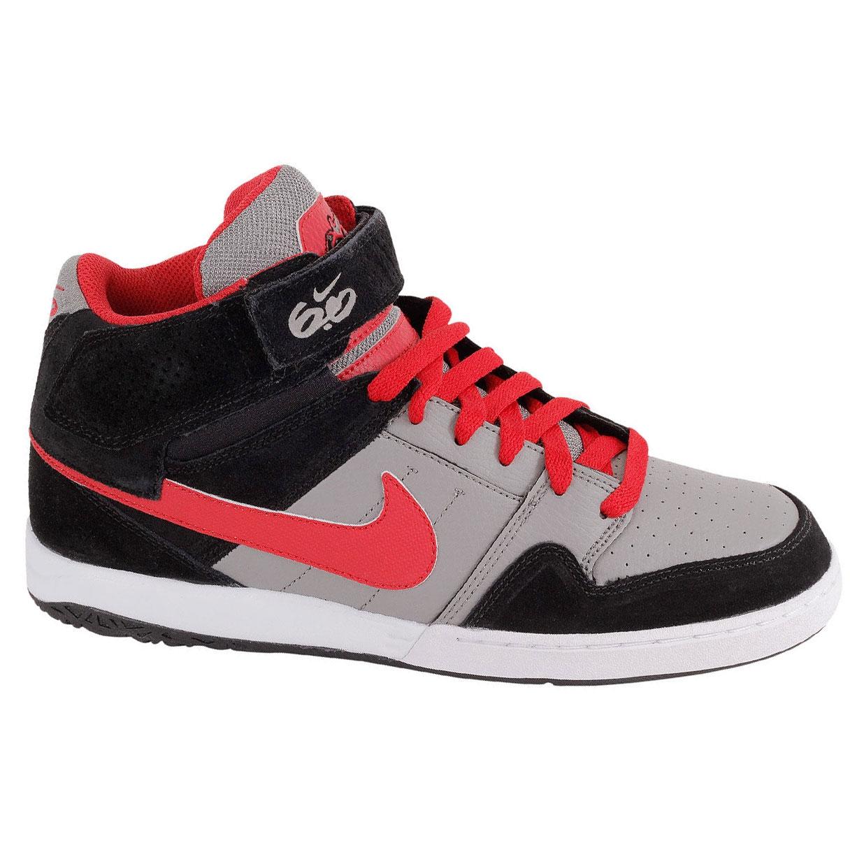 bd906ccb99a Nike 6.0 Zoom Mogan Mid 2 lt.charcoal red