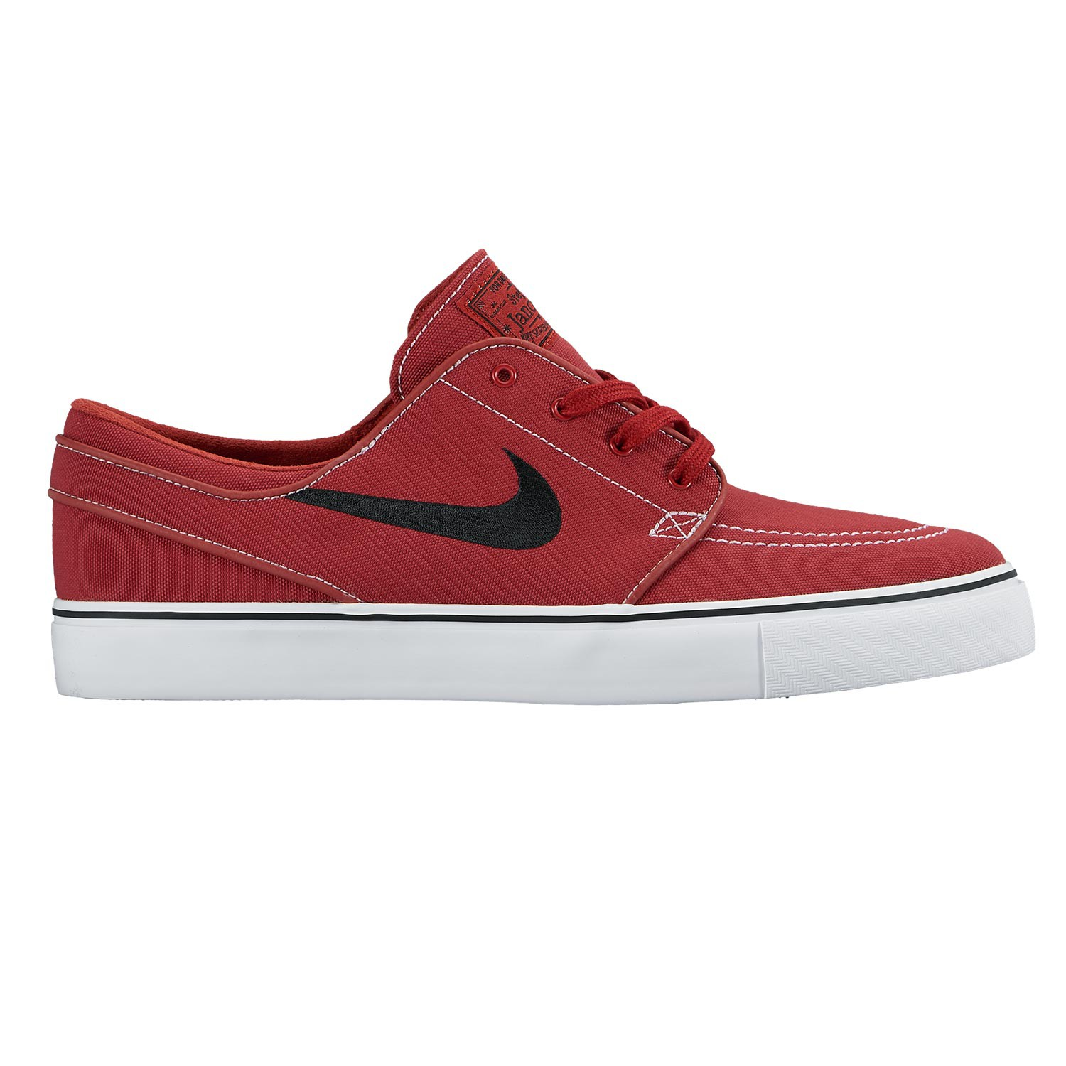 Tenisky Nike SB Air Zoom Stefan Janoski Canvas dark cayenne/black