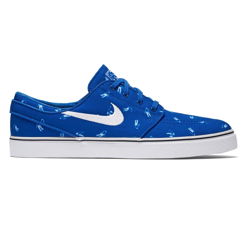 Tenisky Nike SB Air Zoom Stefan Janoski Canvas Premium racer blue/wht-blk