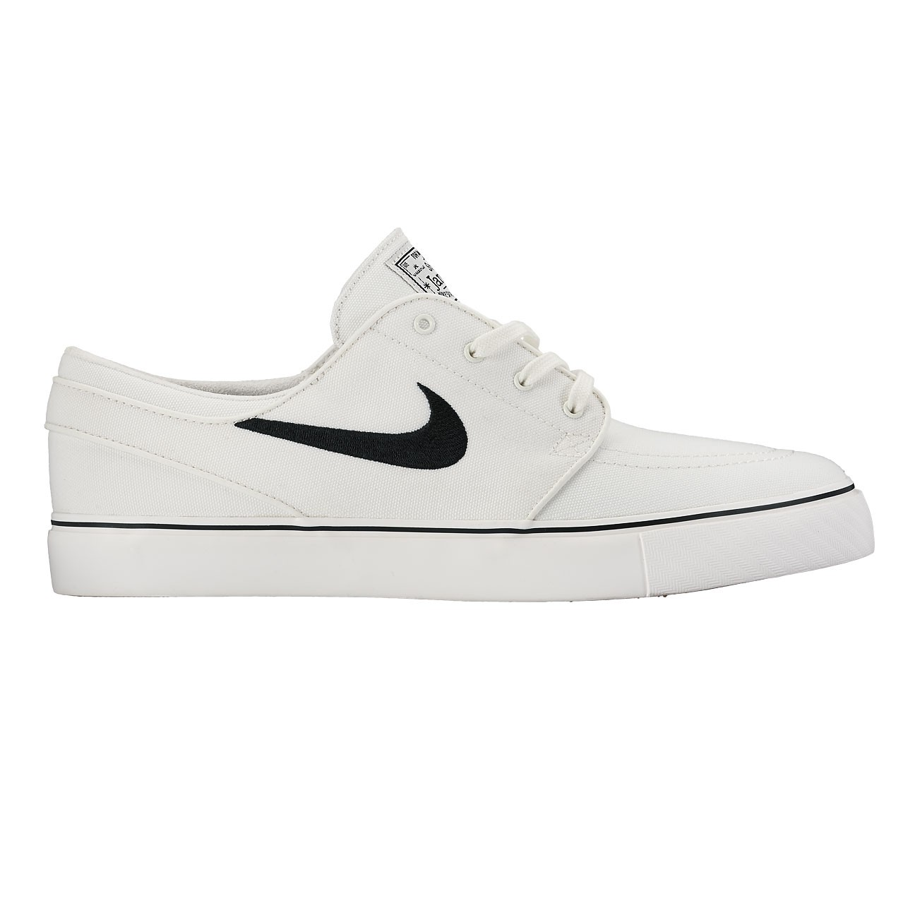 e8e107809b1e Nike SB Air Zoom Stefan Janoski Canvas summit white black ...