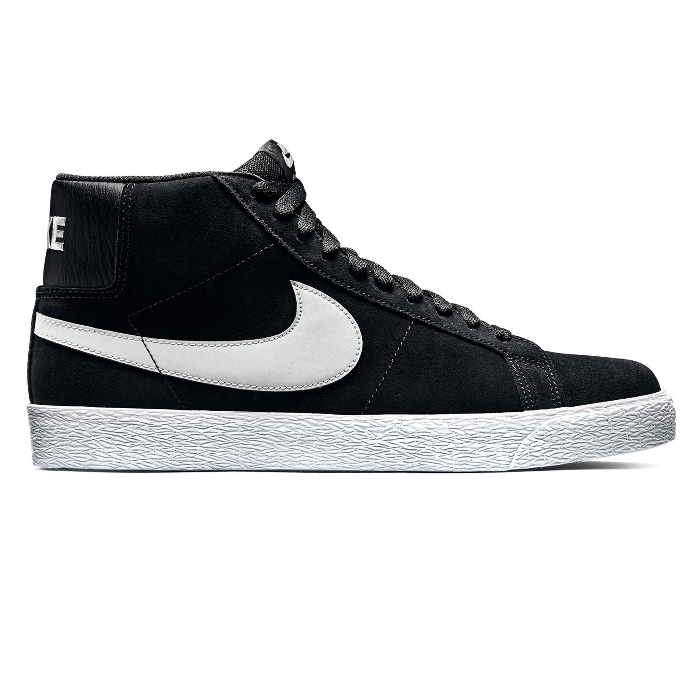 Tenisky Nike SB Blazer Premium Se black/base grey-white