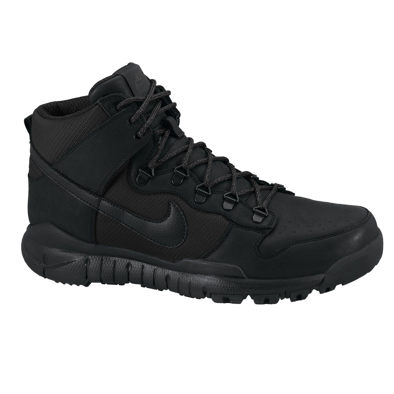 Tenisky Nike SB Dunk High black/black