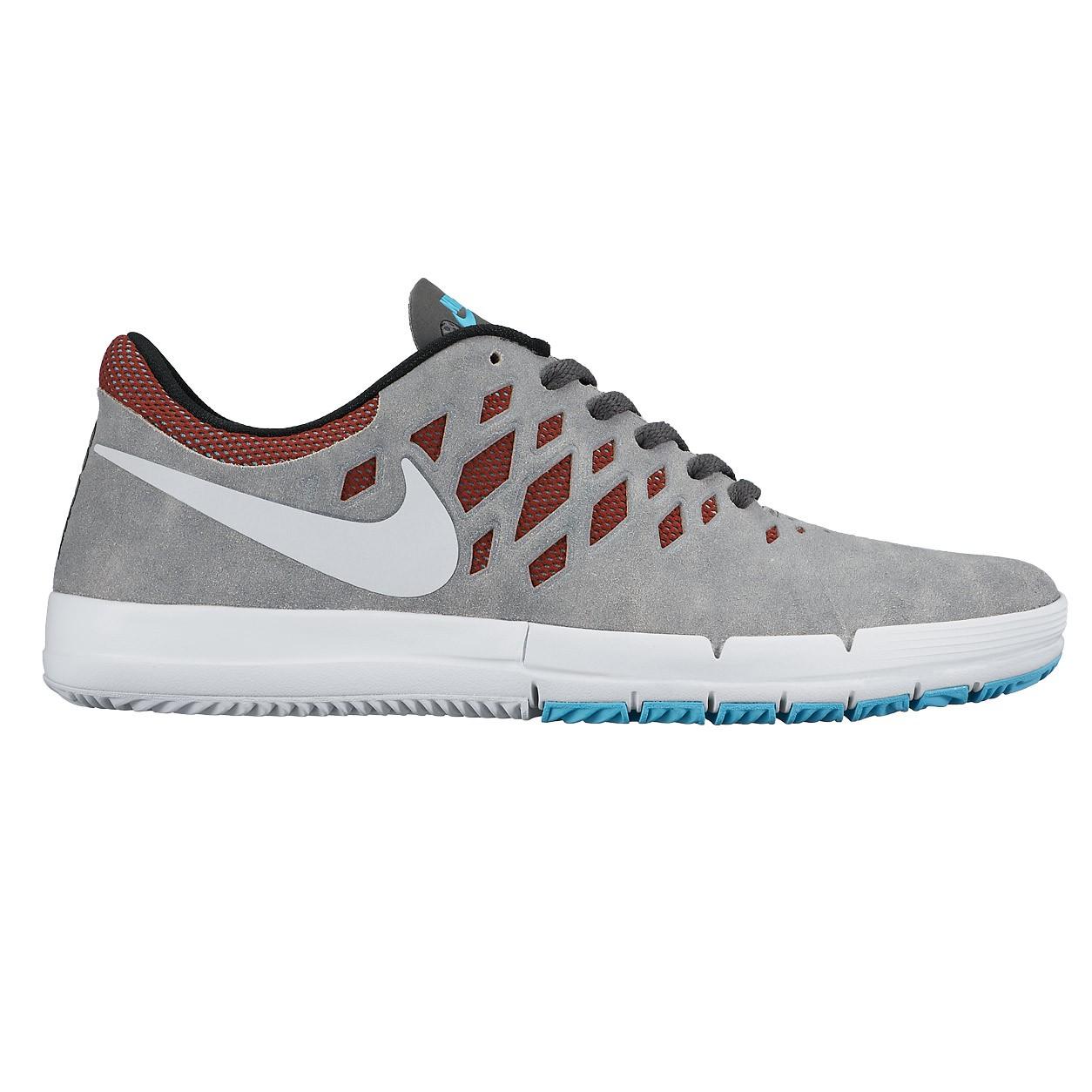 5206a44e5f736 Nike SB Free Sb dark grey white-team red-black