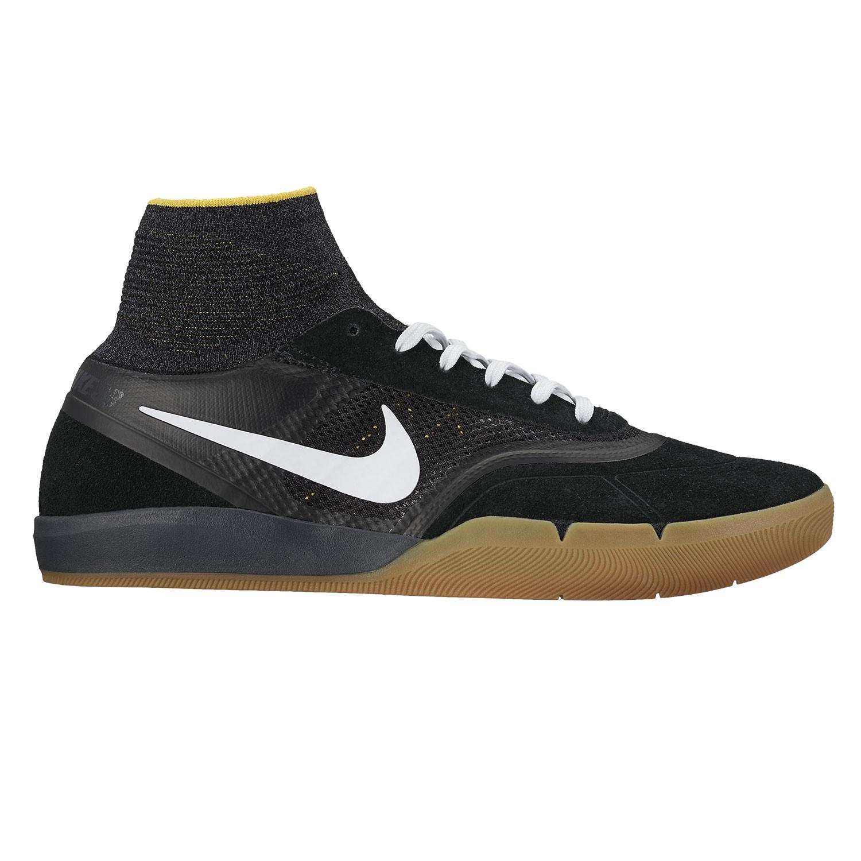 Tenisky Nike SB Hyperfeel Erik Koston 3 black/white-yellow strike vel.9 (44) 17 + doručení do 24 hodin