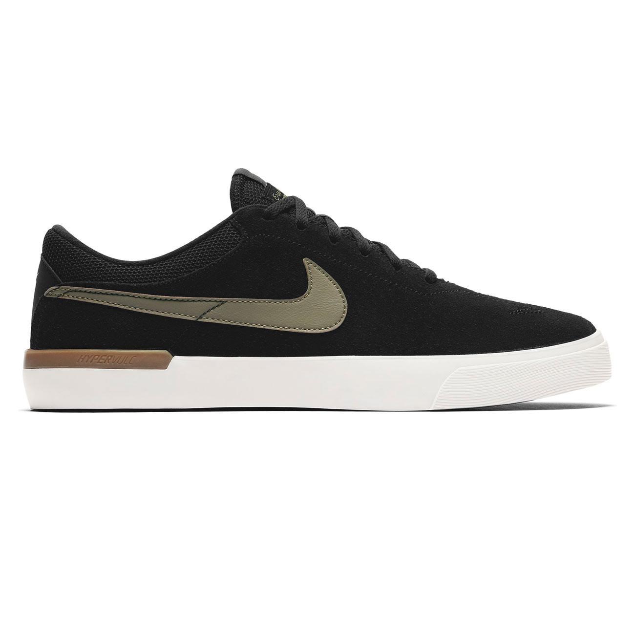 Tenisky Nike SB Hypervulc Eric Koston black/medium olive-gum med brown