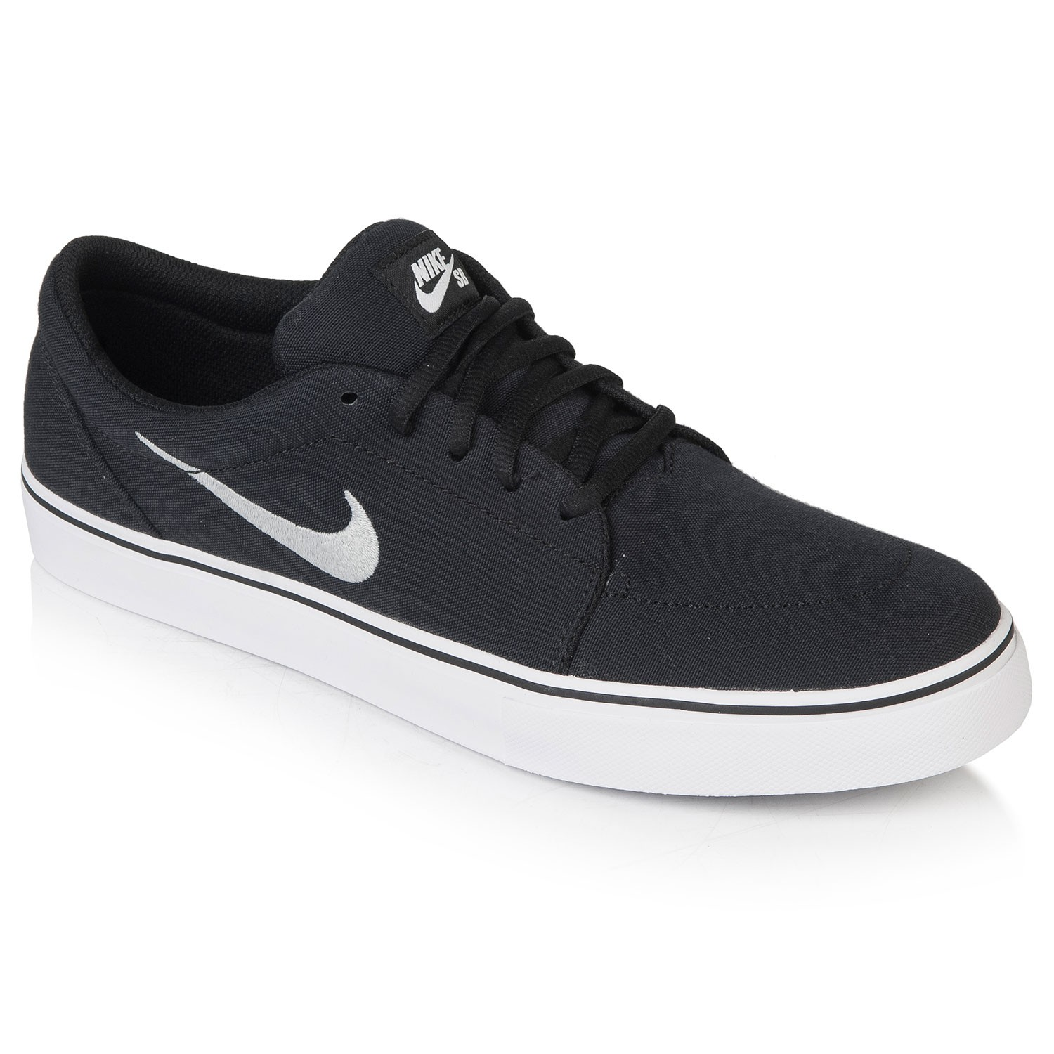 Nike SB Nike Satire Canvas black metalic silver-black  ec67f489e