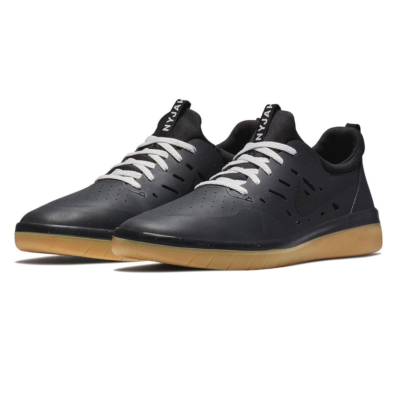 b07aff316507 Sneakers Nike SB Nyjah Free black black-gum light brown