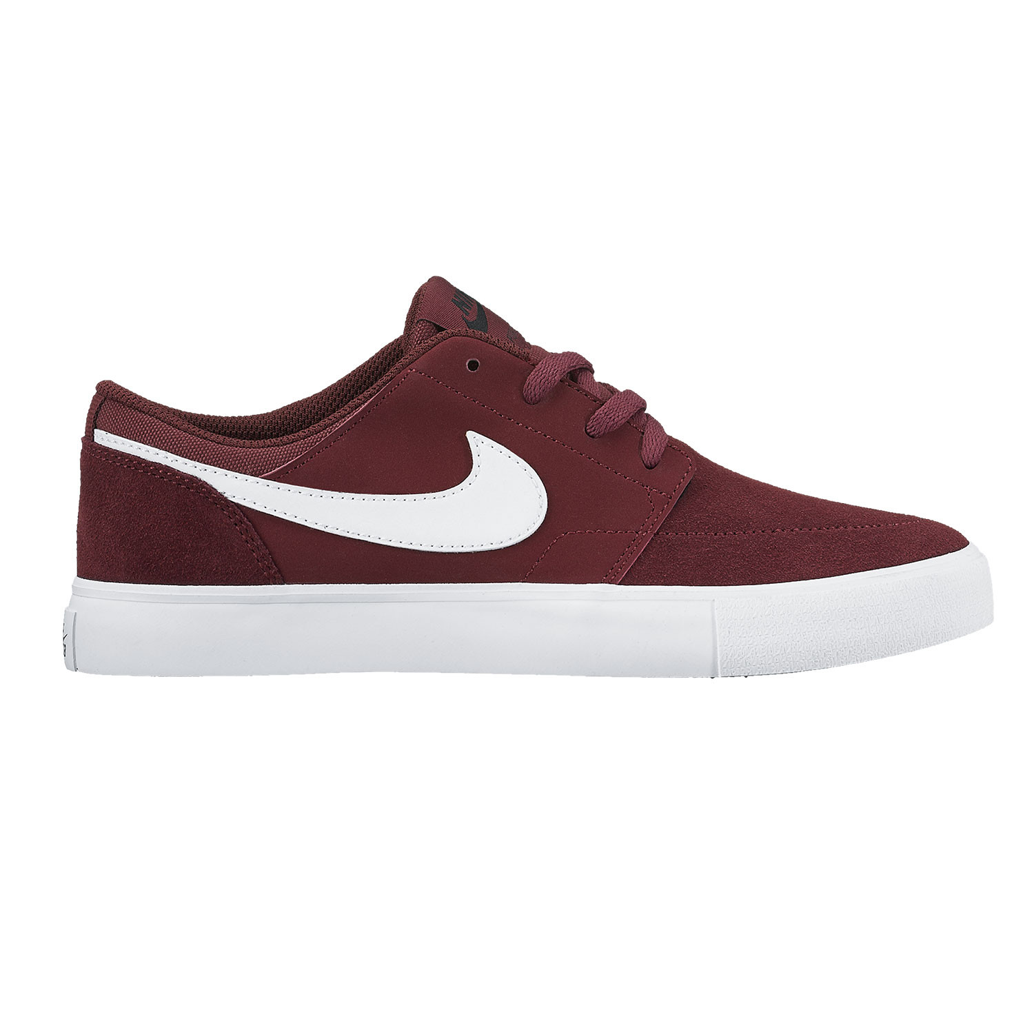 Tenisky Nike SB Portmore Ii Boys dark team red/white-black-white