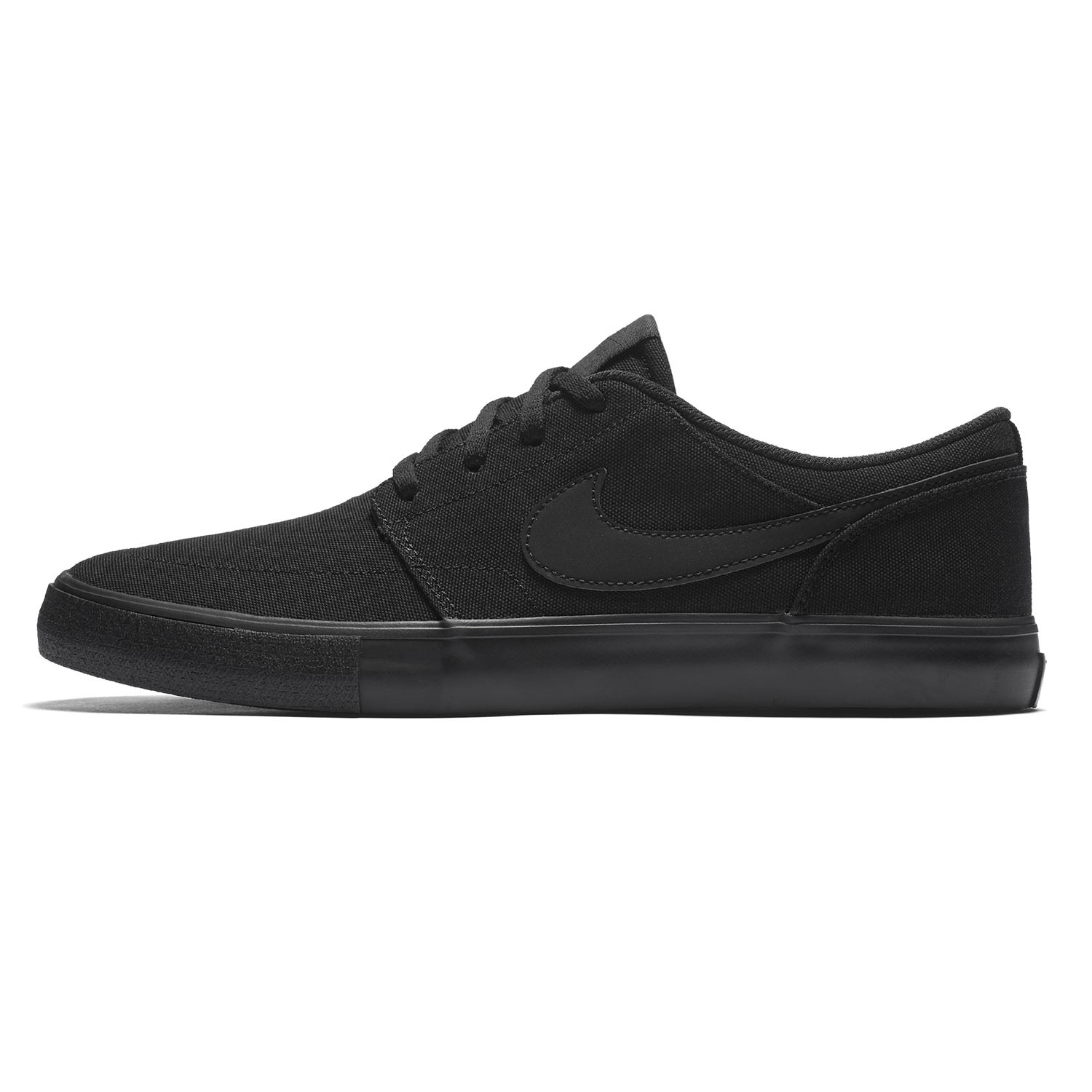 nike sb solarsoft portmore ii canvas black black snowboard zezula. Black Bedroom Furniture Sets. Home Design Ideas