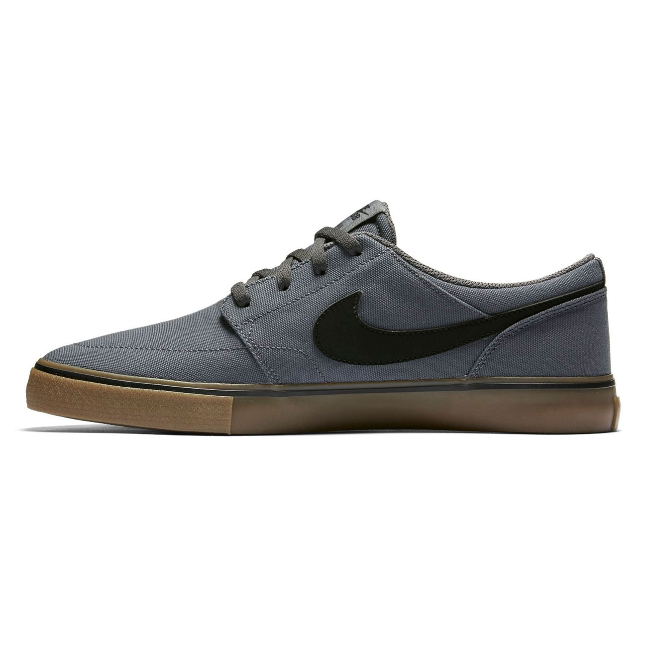 sneakers nike sb solarsoft portmore ii dark grey black gum light brown snowboard zezula. Black Bedroom Furniture Sets. Home Design Ideas