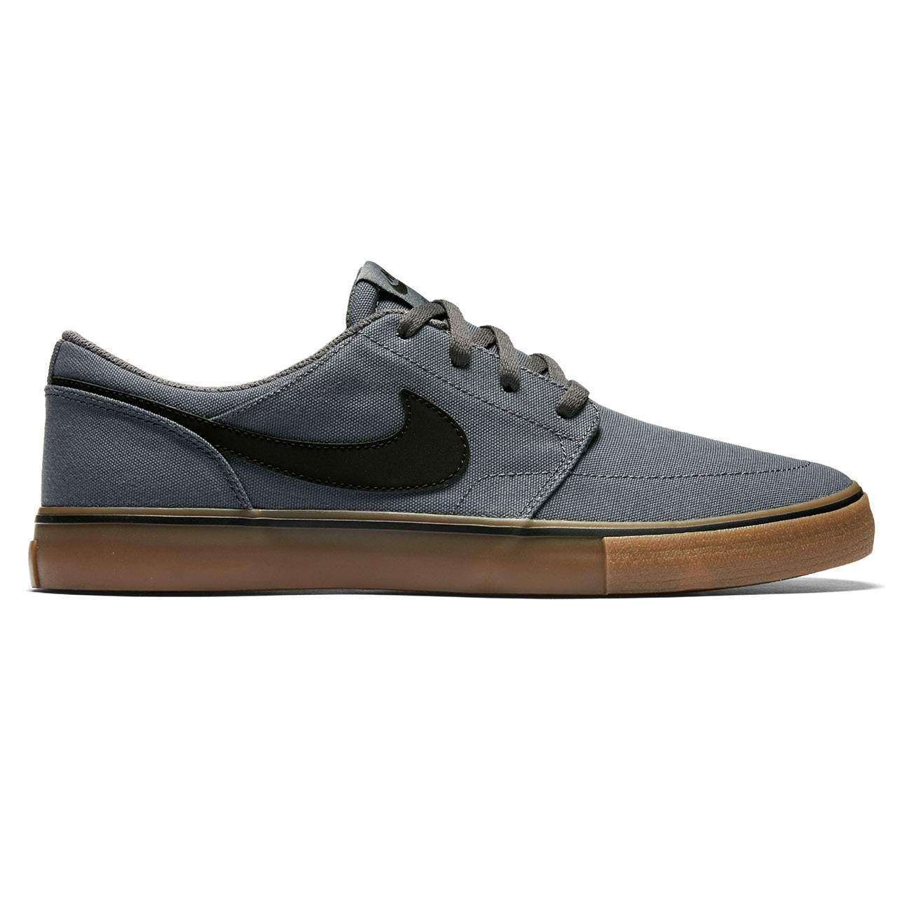 tenisky nike sb solarsoft portmore ii dark grey black gum light brown snowboard zezula. Black Bedroom Furniture Sets. Home Design Ideas