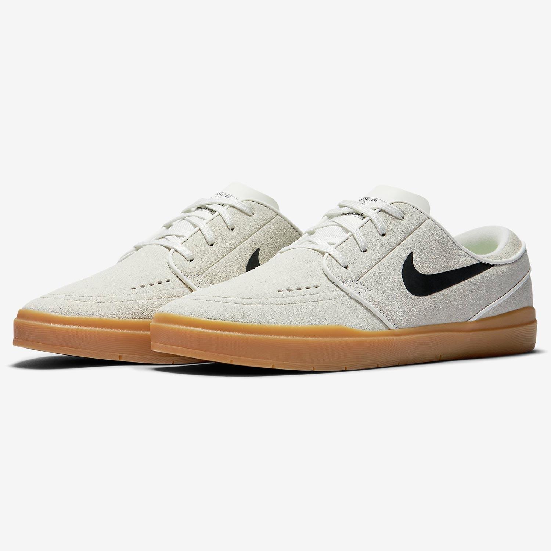8467652ca37 Nike SB Stefan Janoski Hyperfeel summit white black-gum brown ...